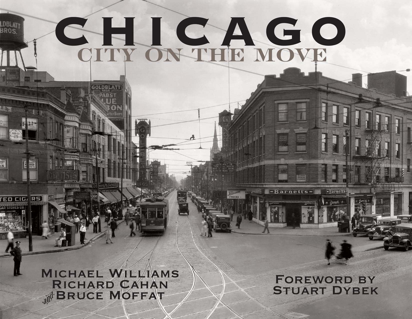 Chicago: City On The Move