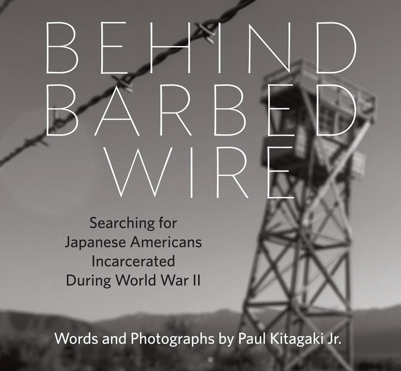 Behind Barbed Wire