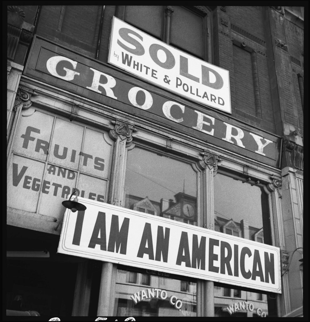 Un-American: The Incarceration Of Japanese Americans